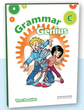 Grammar Genius C Test Booklet