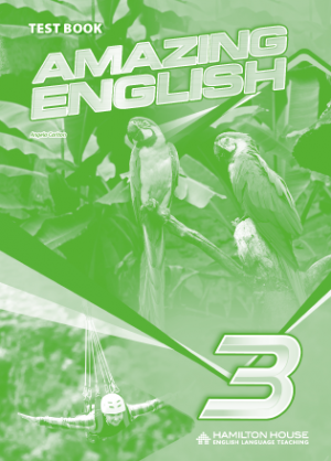 Amazing English 3: Test Book