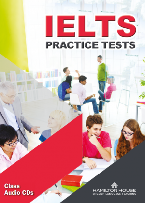IELTS Practice Tests (Academic) Class CDs