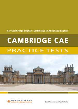 Cambridge CAE Practice Tests: Interactive Whiteboard Software