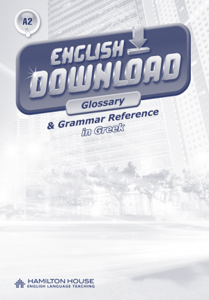 English Download A2 Glossary & Grammar Reference in Greek