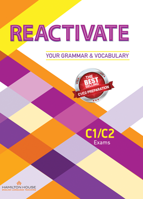 Reactivate Your Grammar & Vocabulary C1/C2 Teacher's Book