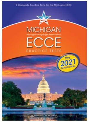 Michigan ECCE B2 Practice Tests 1 Student's Book 2021 Format
