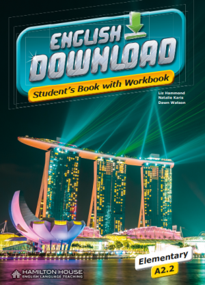 English Download A2.2: Student's book with Workbook