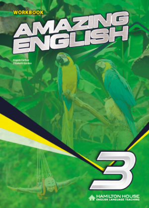 Amazing English 3: Workbook