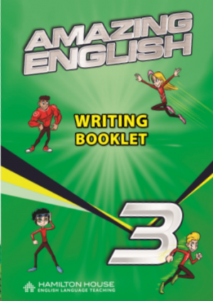 Amazing English 3: Writing Booklet