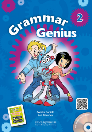 Grammar Genius 2: Student's book with interactive CD-ROM