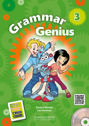 Grammar Genius 3: Teacher's Book