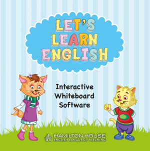 Let's Learn English: Interactive Whiteboard Software