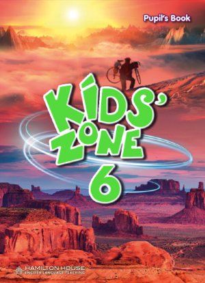 Kids' Zone 6: Pupil's Book