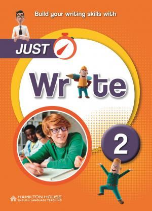 Just Write 2 Student's Book with key