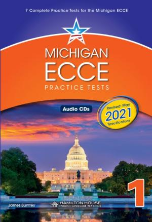 Michigan ECCE B2 Practice Tests 1 Class Audio 2021 Test Format
