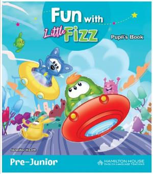 Fun with Little Fizz Pre-Primary Pupil's Book