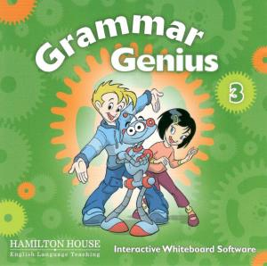 Grammar Genius 3: Interactive Whiteboard Software
