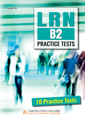 LRN B2 Practice Tests Student's book