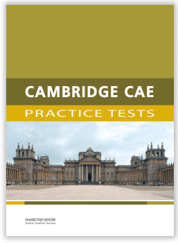 Cambridge CAE Practice Tests: Student's Book