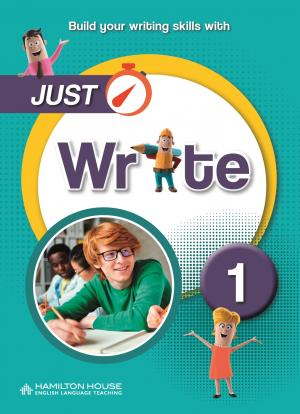 Just Write 1 Student's Book with key
