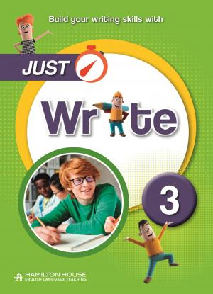 Just Write 3 Student's Book with key