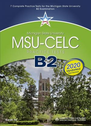MSU-CELC B2 Practice Tests Class CDs 2020 Updated Test Format