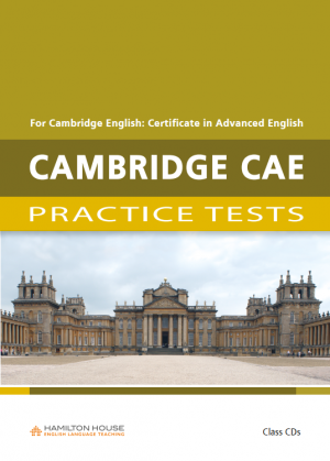 Cambridge CAE Practice Tests: Class CDs