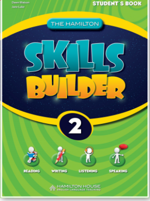 The Hamilton Skills Builder 2 Student's Book With Key