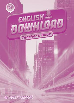 English Download C1/C2 Teacher's book