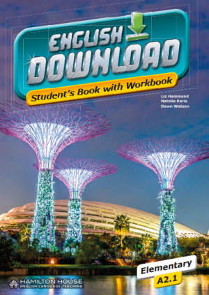 English Download A2.1: Student's book with Workbook