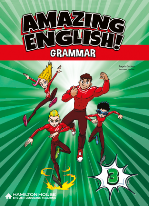 Amazing English 3: Grammar