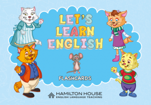 Let's Learn English: Flashcards